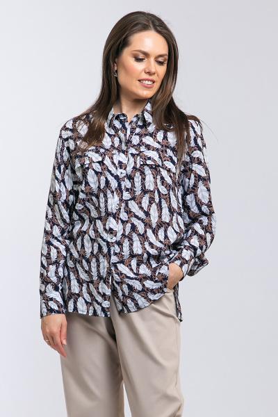 Блуза из вискозы, Б-254/1